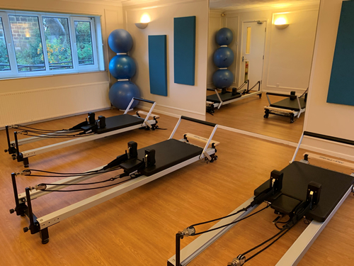 Walnut Tree Physiotherapy Centre Studio for small, private and reformer classes