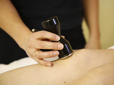 Ultrasound at Physiofit Physiotherapy in Leeds