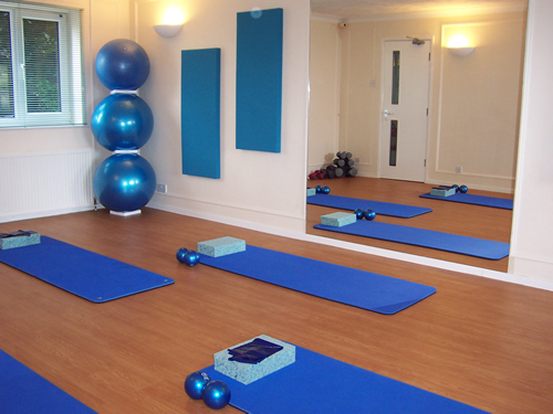 Walnut Tree Physiotherapy Centre Studio for small and one-to-one classes